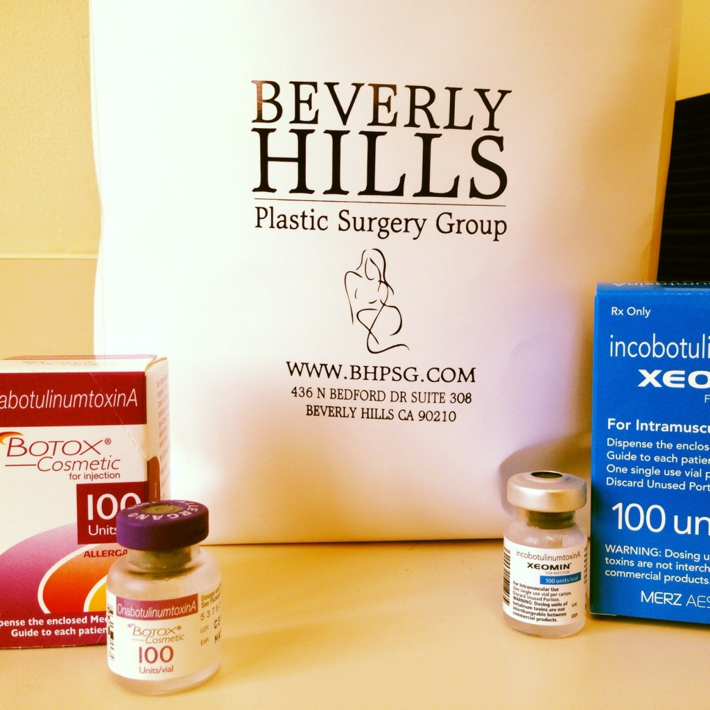 Botox and Xeomin for Wrinkle Reduction