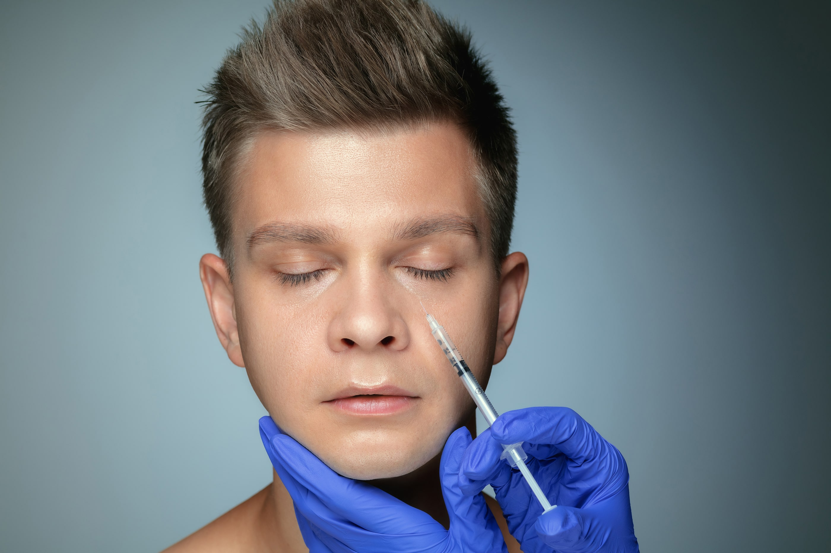 Protocols for Men When Recovering from Cosmetic Surgery